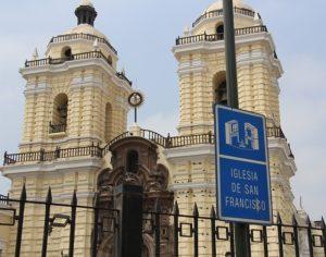 Lima - Iglesia de San Francisco