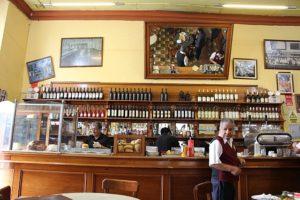 Bar Cordano - Oudste cafe in Lima