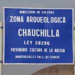 Nasca - Chauchilla - Bord