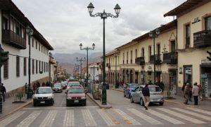 Cusco - Avenida el Sol