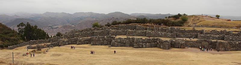 Cusco - Saqsayhuaman