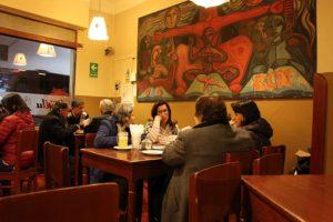 Cusco - Cafe Ayllii