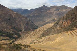 Landbouwterrassen van Pisac