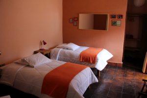 Eco-hotel Casa del colibri - mijn kamer