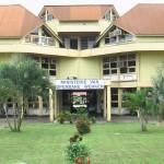 Paramaribo - Gebouw Openbare Werken