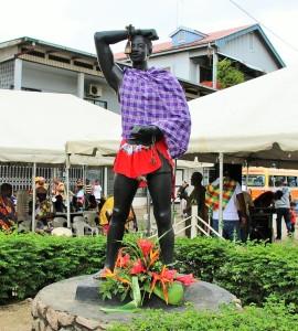 Paramaribo - Keti Koti - Kwakoeplein