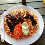 Paramaribo - Restaurant Furlin - Macaroni