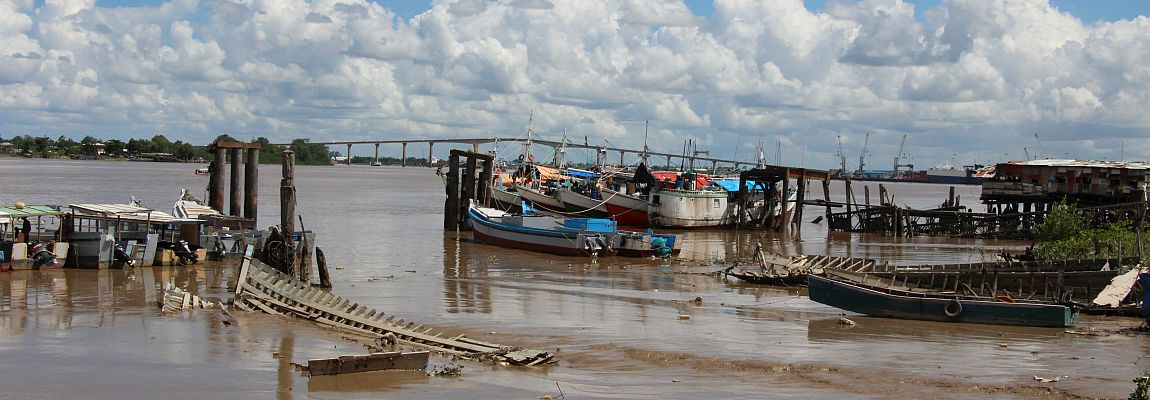 Paramaribo Waterkant